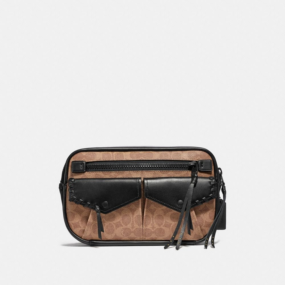 utility belt bag 25 in signature canvas