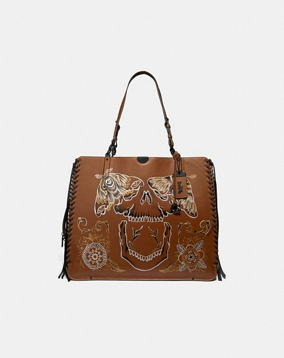 Coach DREAMER TOTE 52 WITH TATTOO