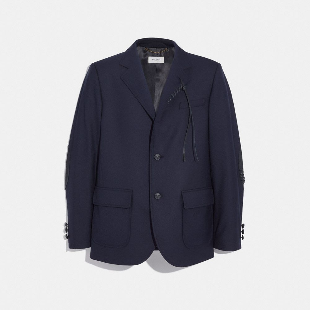 Coach Wool Blazer