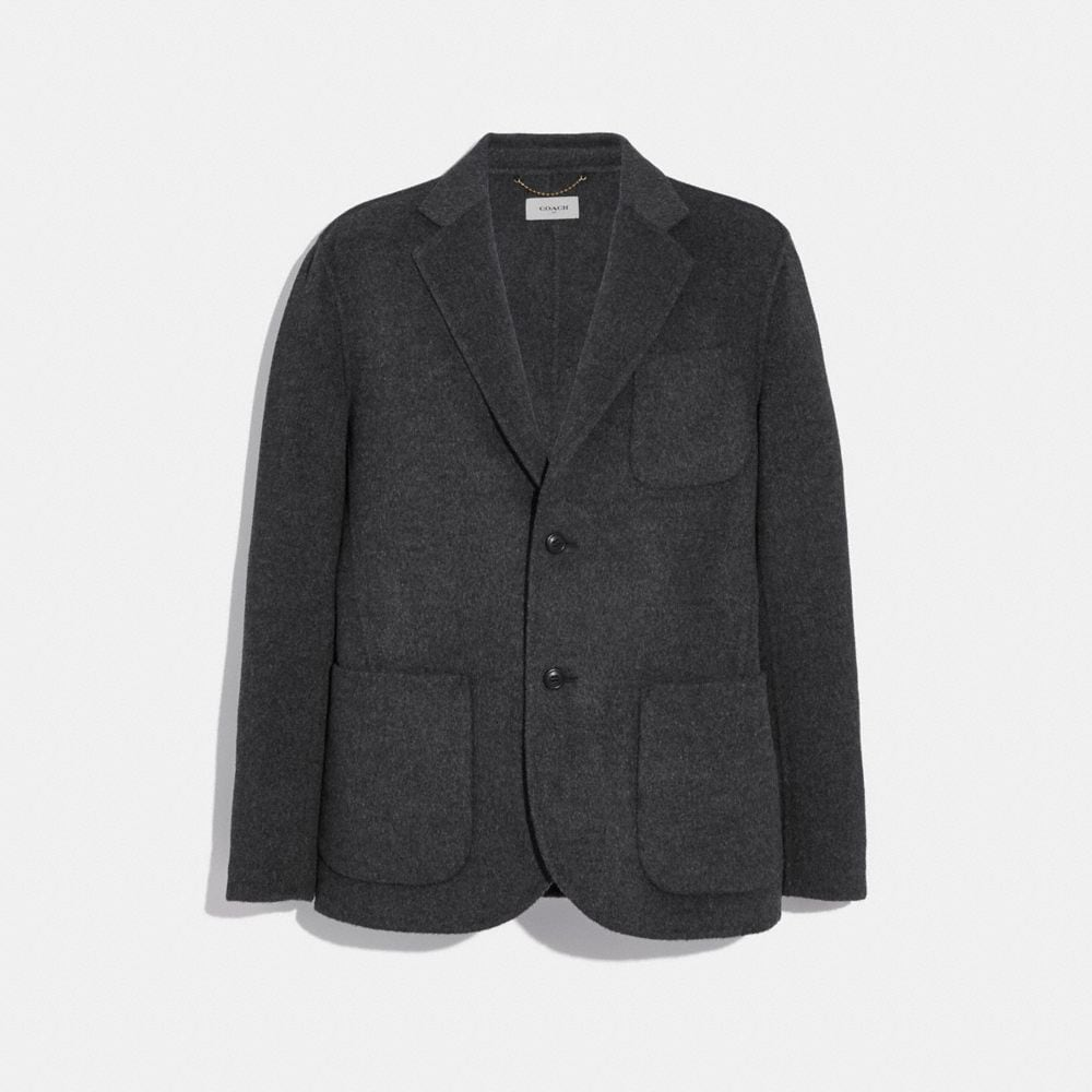 Coach Double Faced Blazer