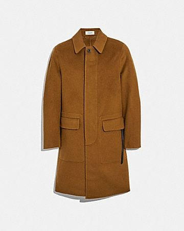DOUBLE FACED COAT