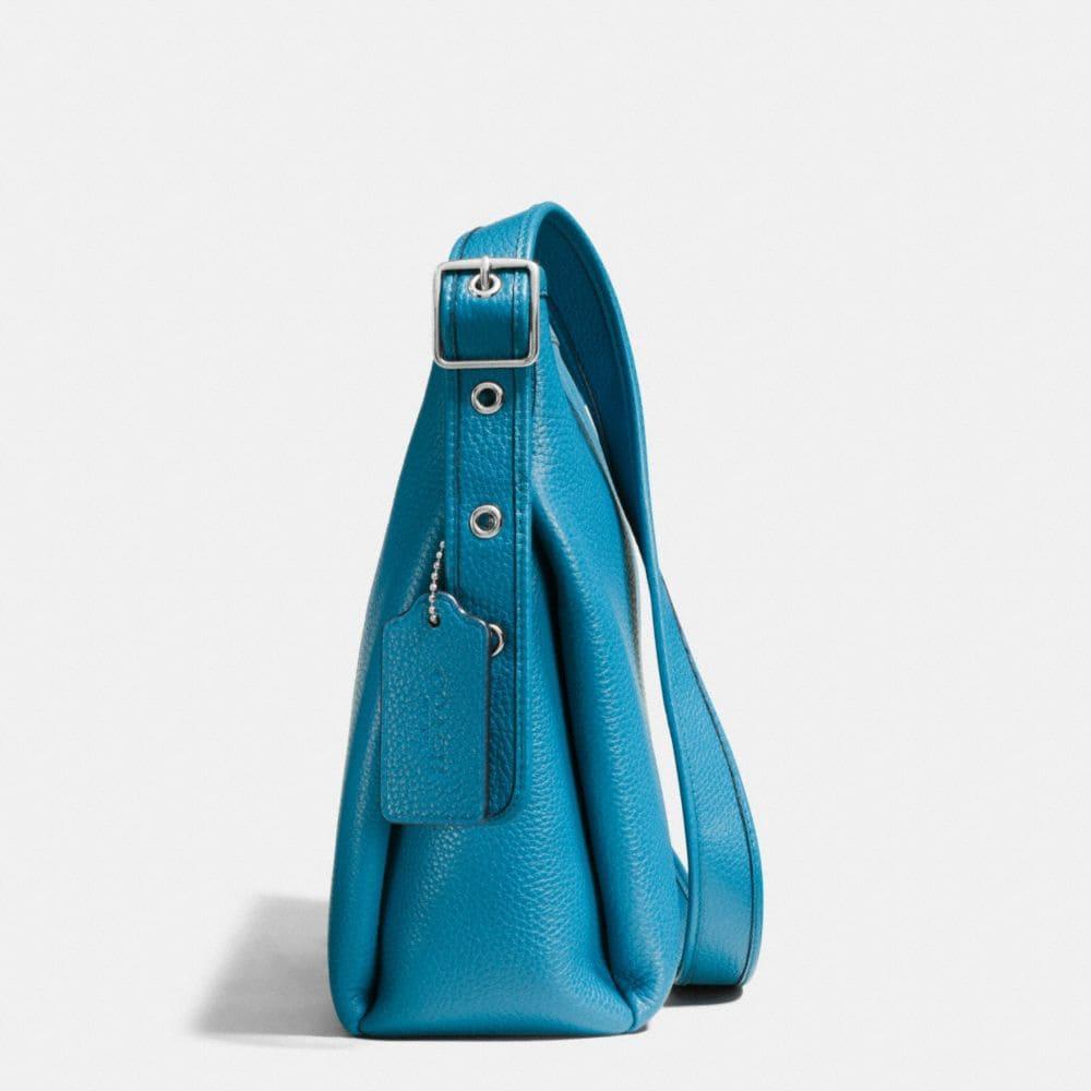 Mini Dufflette in Pebble Leather - Alternate View A1