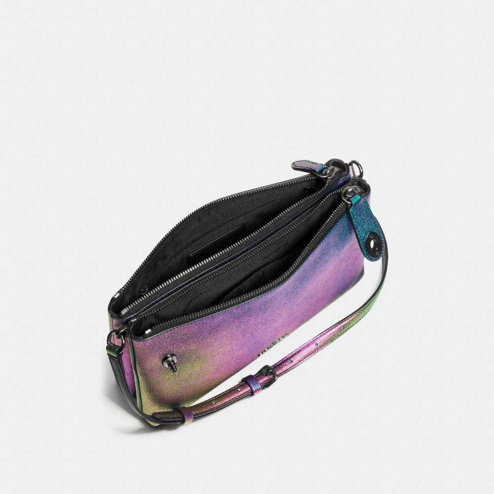 Crosby Crossbody in Hologram Leather - Alternate View A1