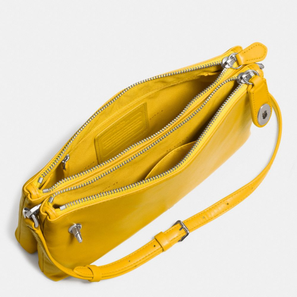 CROSBY CROSSBODY IN CALF LEATHER - Autres affichages A1