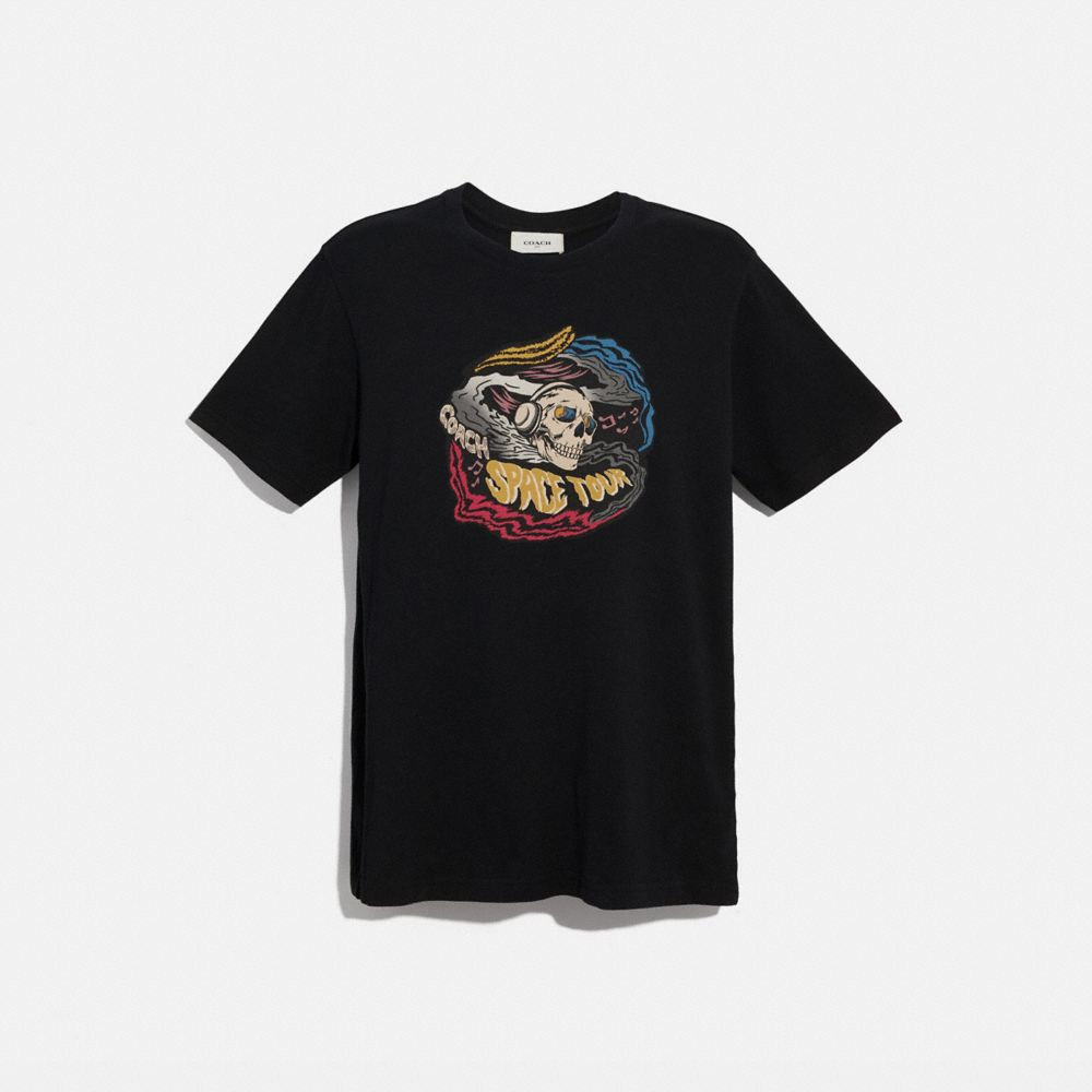 Coach Space Tour Band T-Shirt
