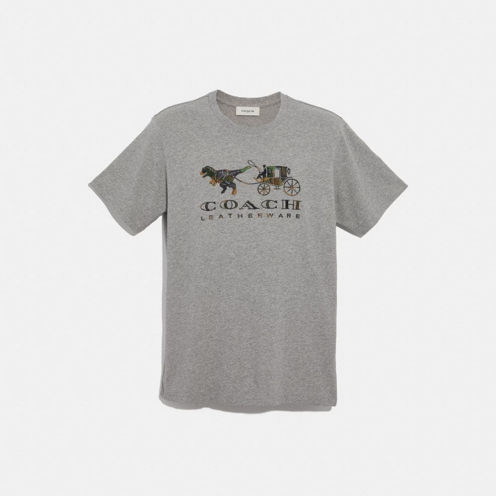 REXY AND CARRIAGE T-SHIRT