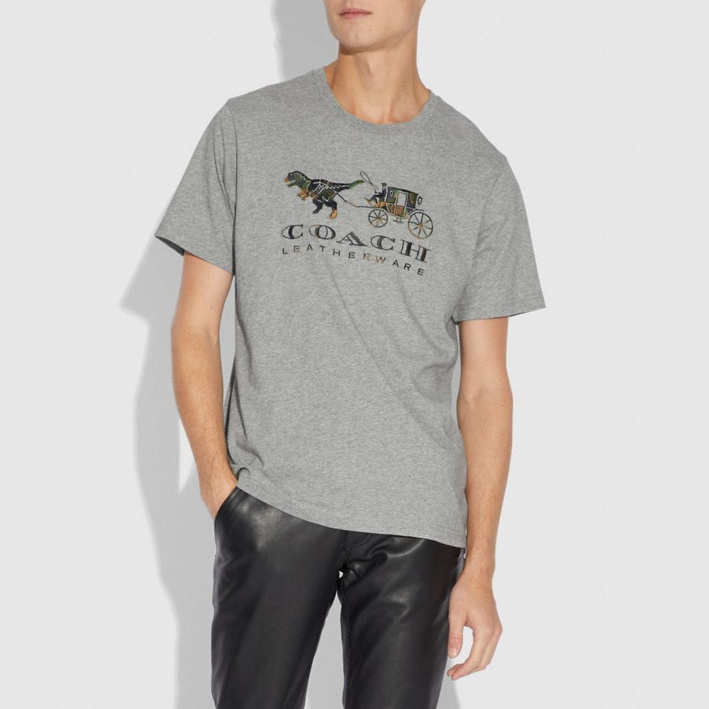 Coach Rexy and Carriage T-Shirt Alternate View 1