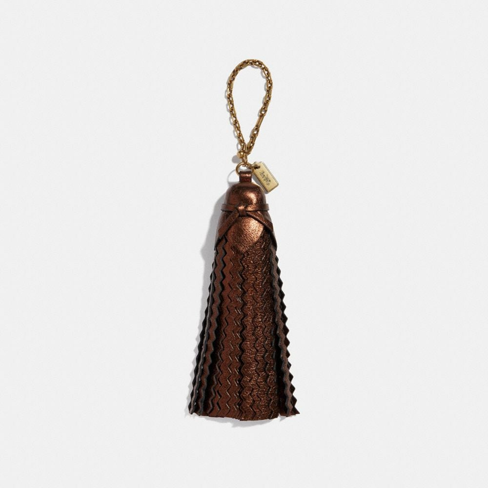 Coach Tassel Bag Charm