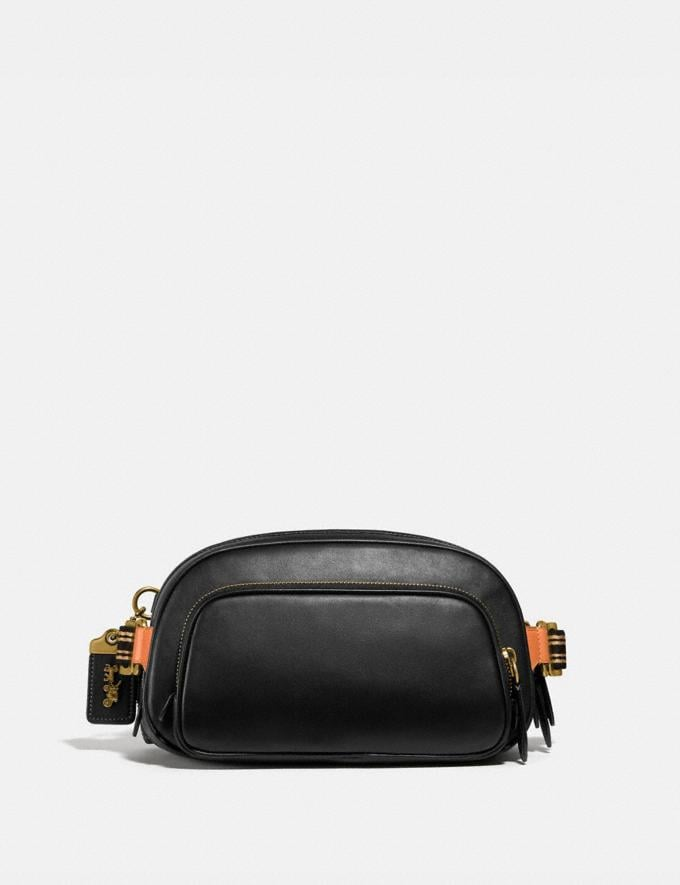 Coach Belt Bag Ol/Black Men Bags Belt Bags