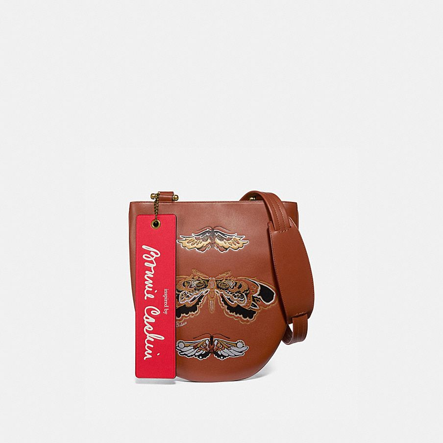 COACH: Sling Bag With Tattoo