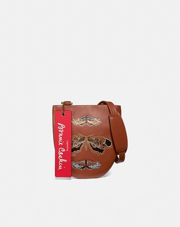 Coach Sling Bag With Tattoo