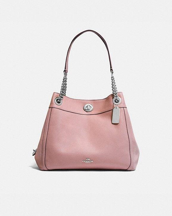 c1595fb0c0e COACH  Turnlock Edie Shoulder Bag