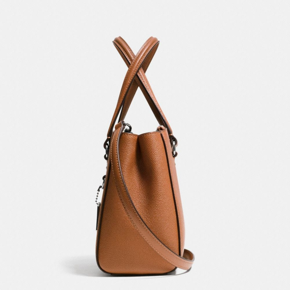 Stanton Carryall 26 in Crossgrain Leather - Alternate View A1