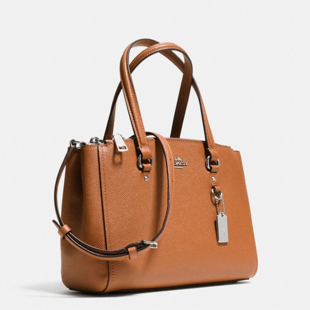 Stanton Carryall 26 in Crossgrain Leather - Alternate View A2