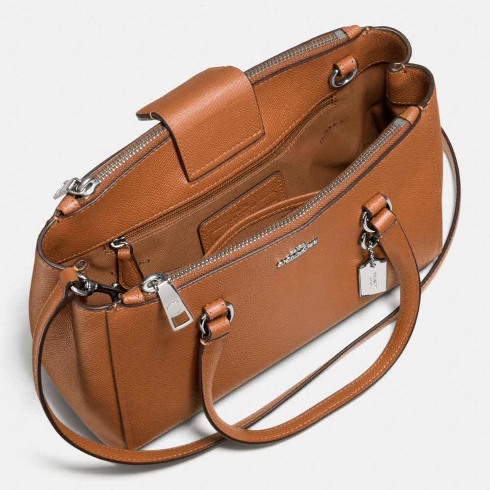Stanton Carryall 26 in Crossgrain Leather - Alternate View A3