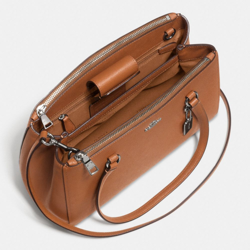 Stanton Carryall 29 in Crossgrain Leather - Alternate View A3