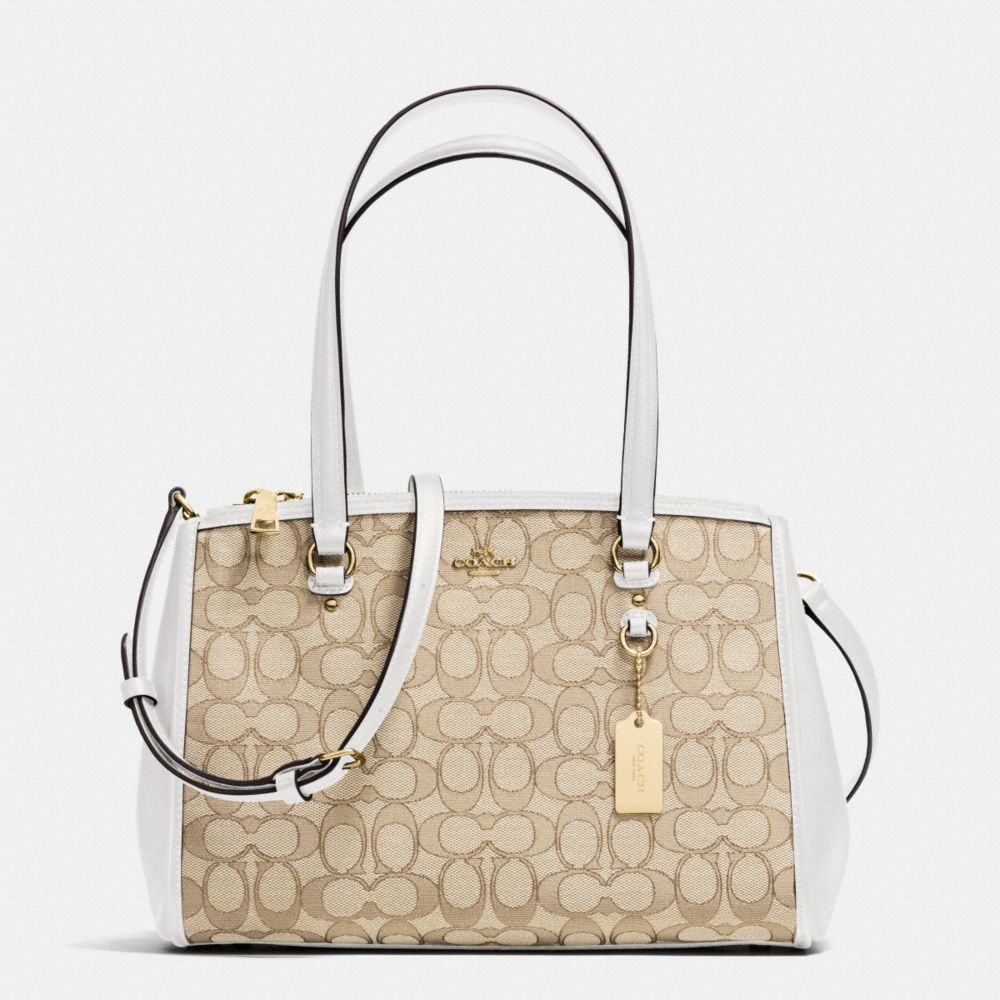 Stanton Carryall 29 in Signature Canvas