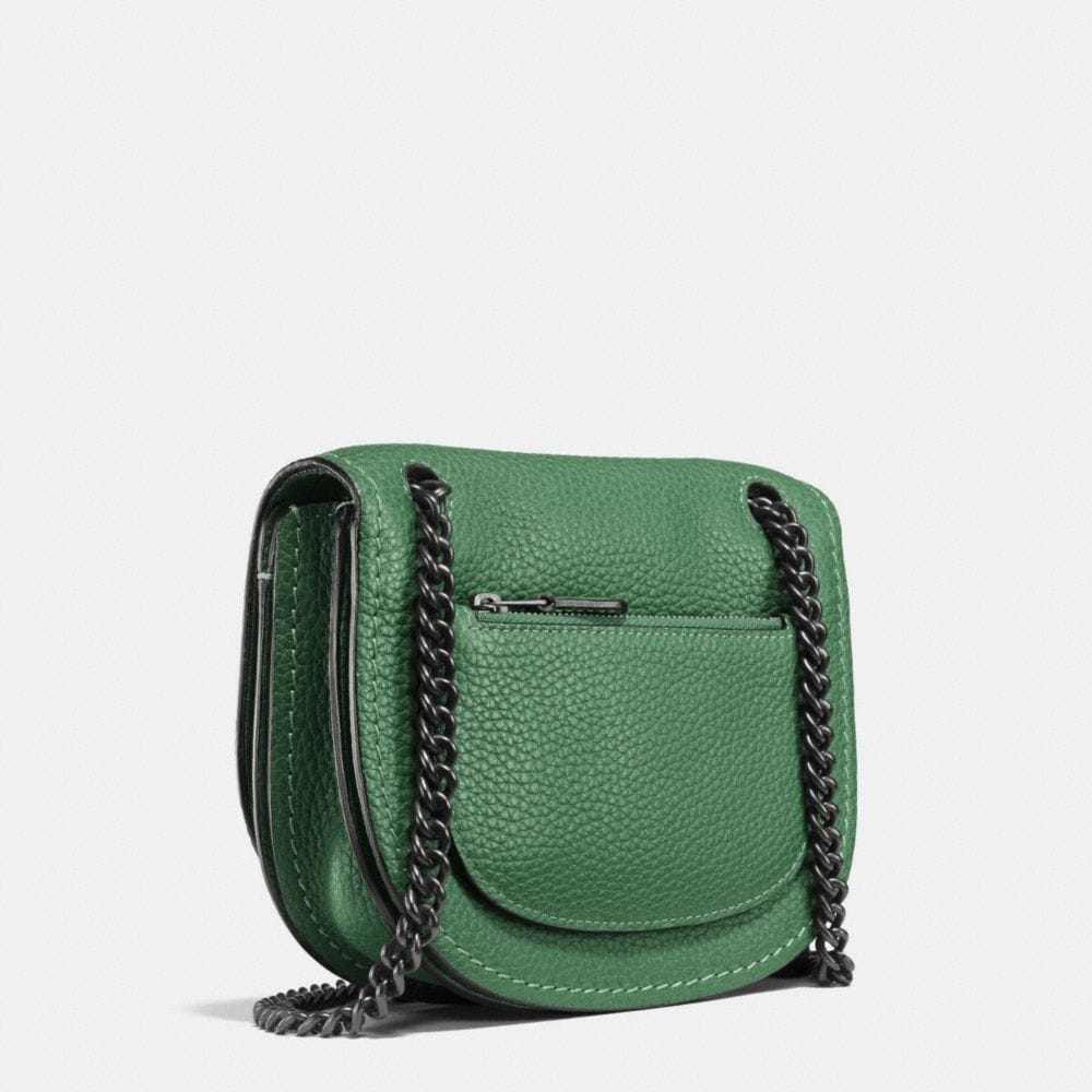 Small Shadow Crossbody in Pebble Leather - Alternate View A2