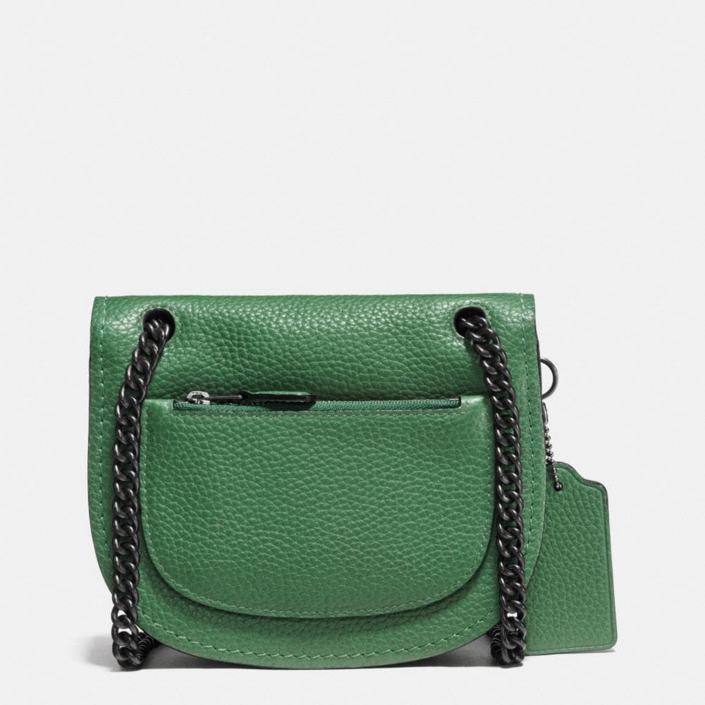 Small Shadow Crossbody in Pebble Leather - Alternate View A3