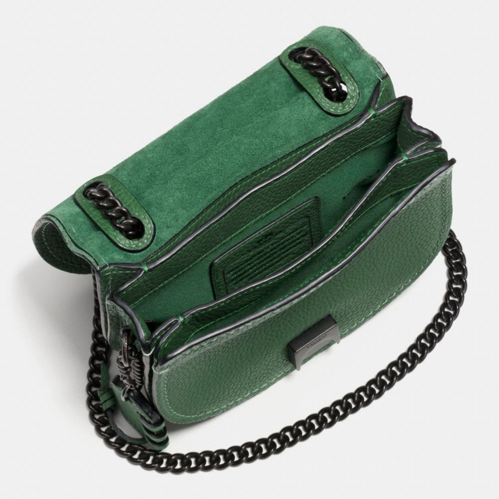 Small Shadow Crossbody in Pebble Leather - Alternate View A4