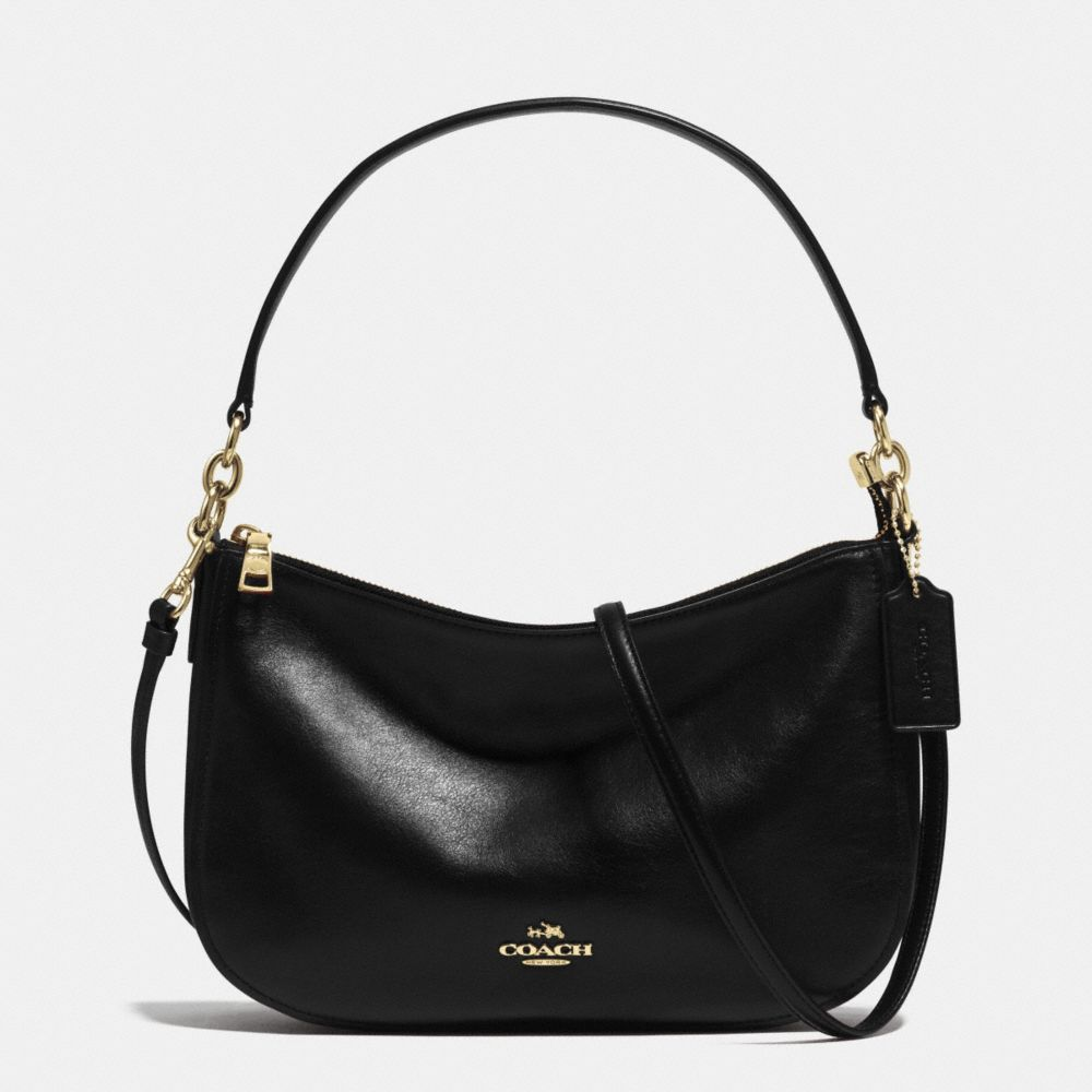 Chelsea Crossbody in Smooth Calf Leather