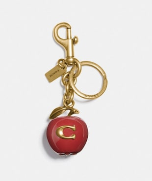 APPLE BAG CHARM