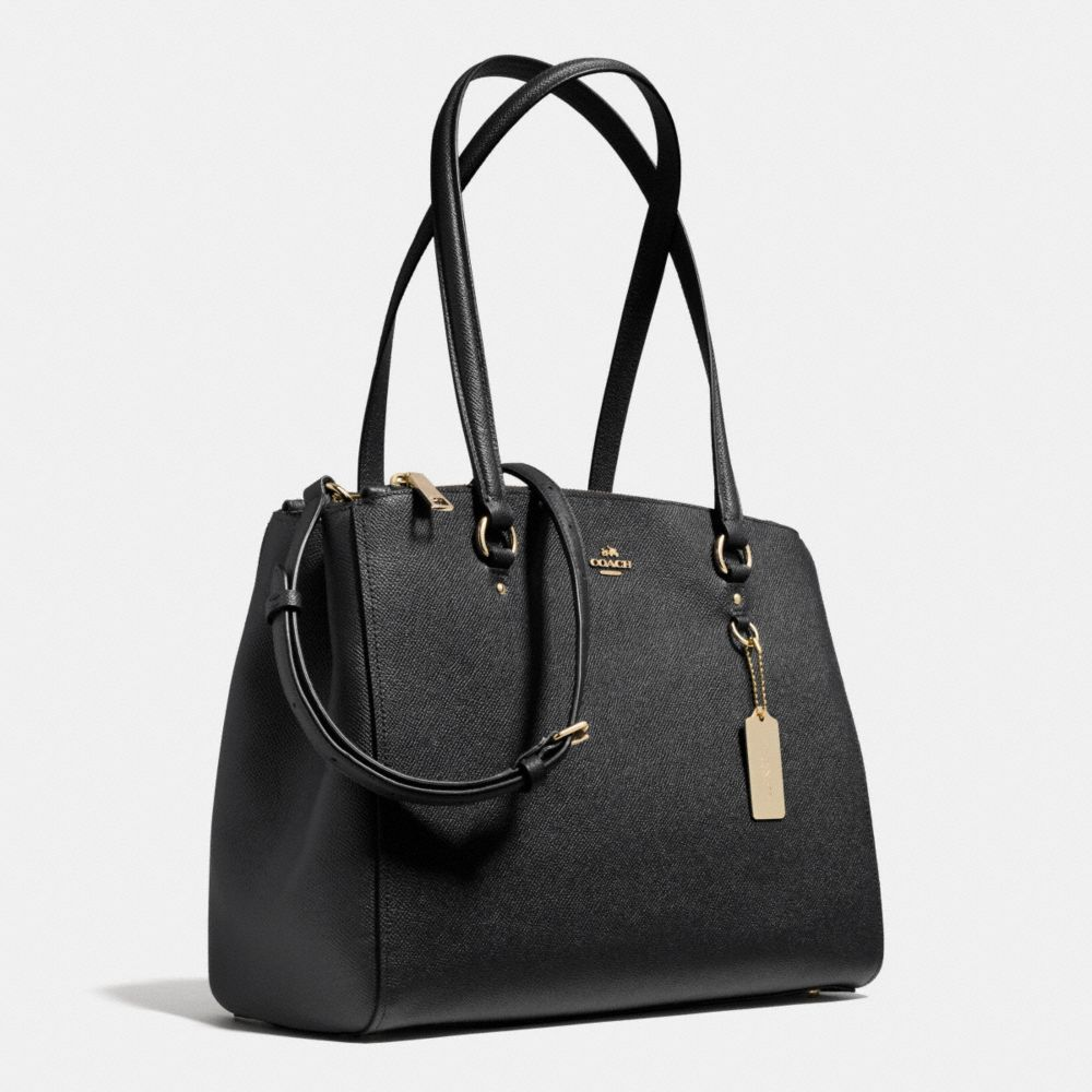 Stanton Carryall in Crossgrain Leather - Autres affichages A2