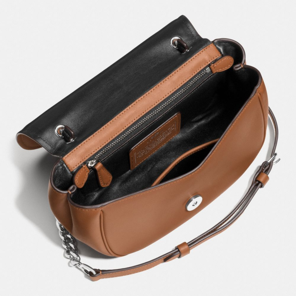Coach Coach Nomad Top Handle Crossbody in Glovetanned Leather Alternate View 1