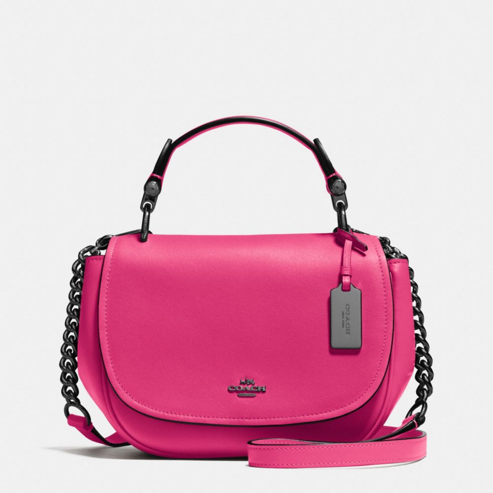 Coach Coach Nomad Top Handle Crossbody in Glovetanned Leather