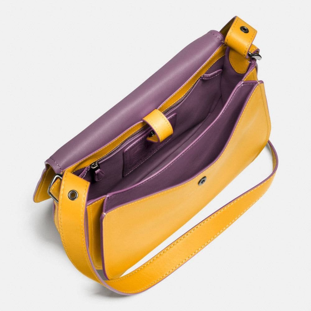 Saddle Bag in Glovetanned Leather - Alternate View A6