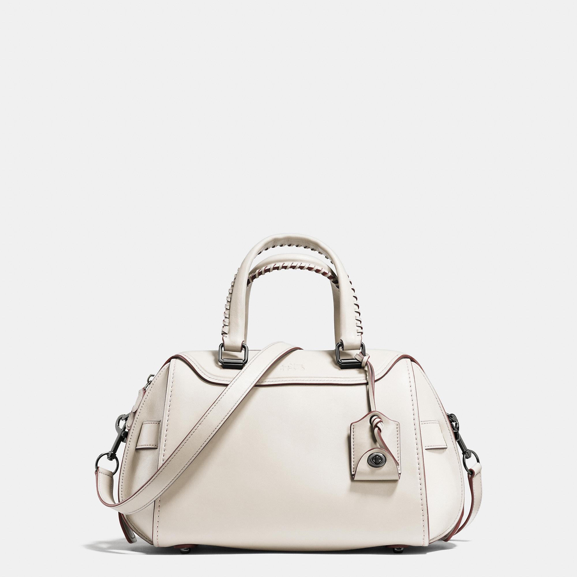 Coach 1941 Ace Satchel In Glovetanned Leather