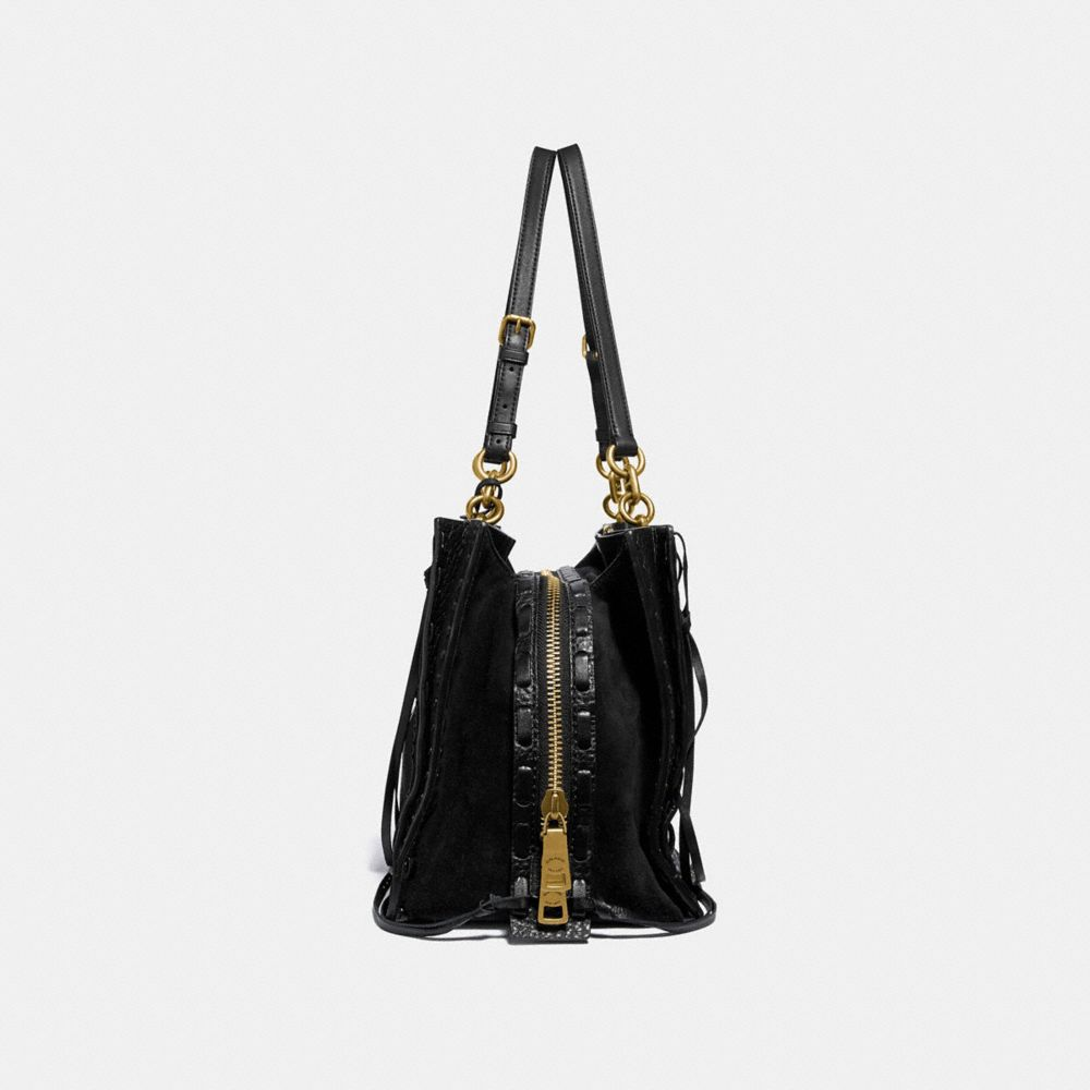 Coach Dreamer Tote 34 With Whipstitch Alternate View 1