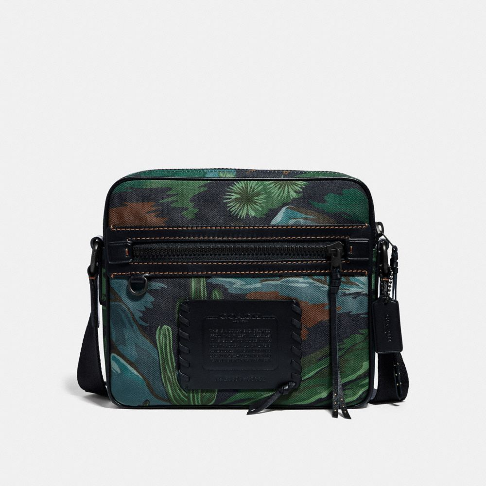 Coach Dylan 27 With Landscape Print