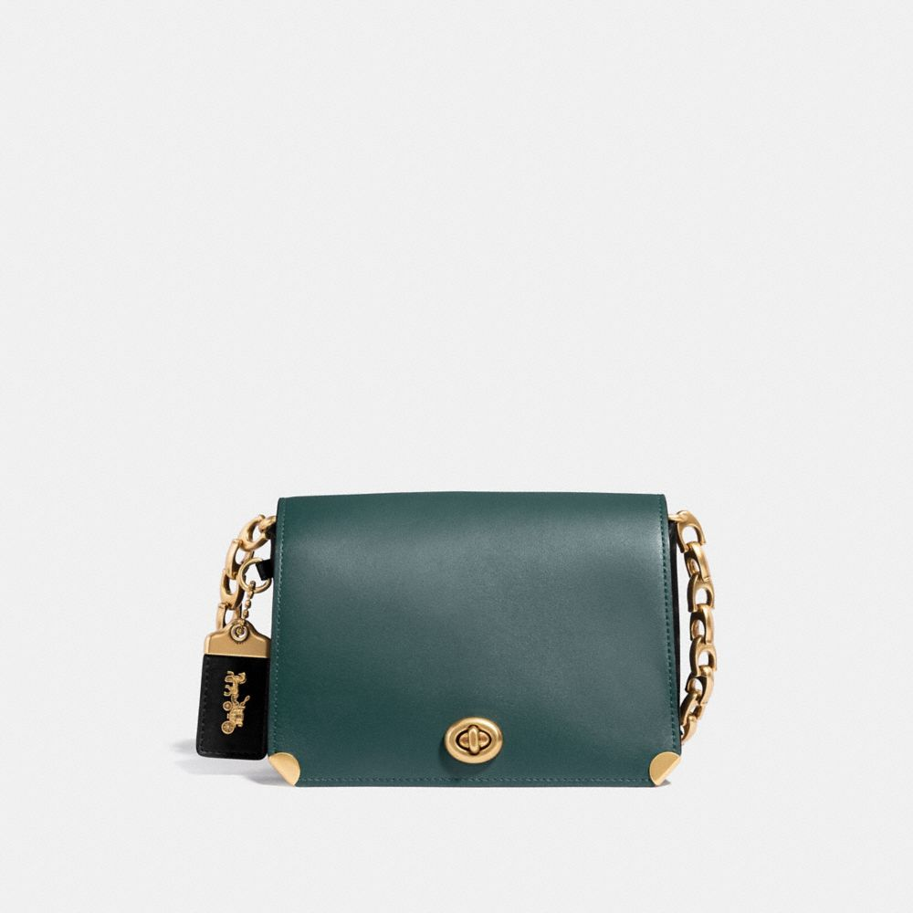 Coach Dinky 19 in Colorblock