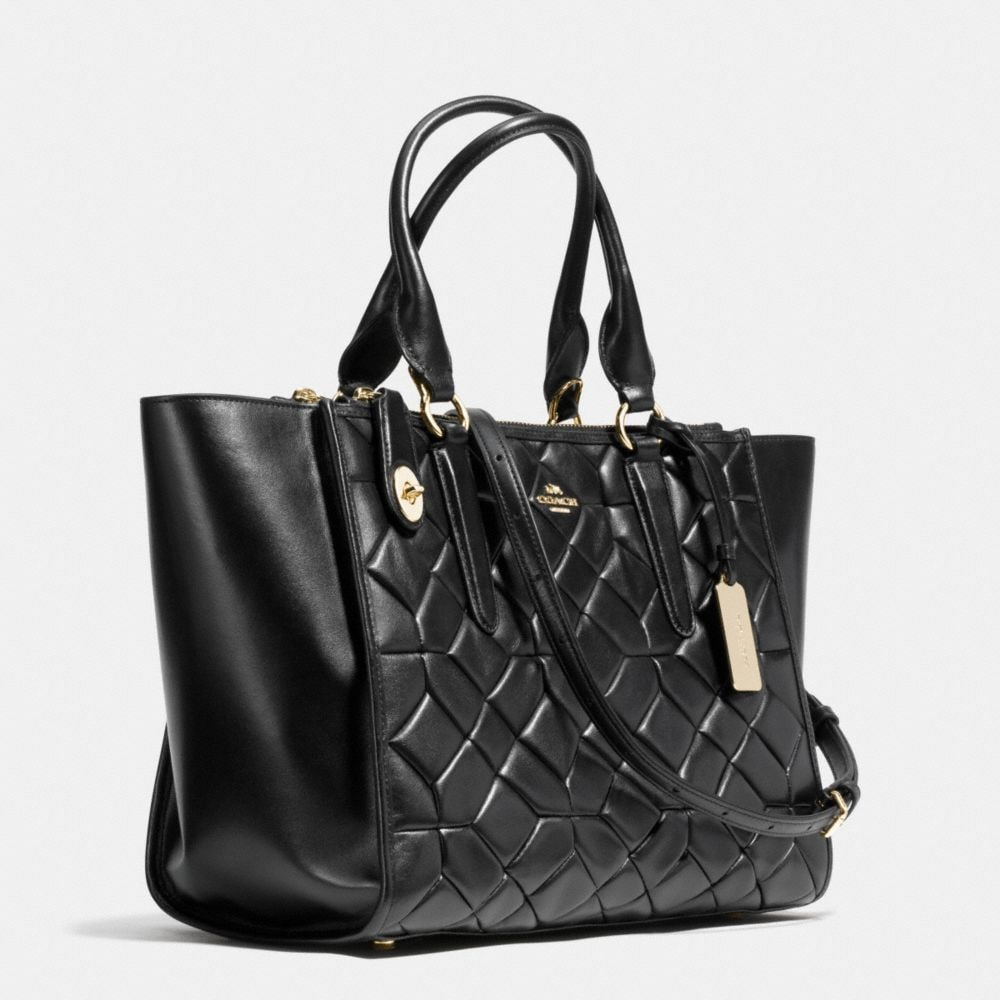 Crosby Carryall in Canyon Quilt Leather - Alternate View A2