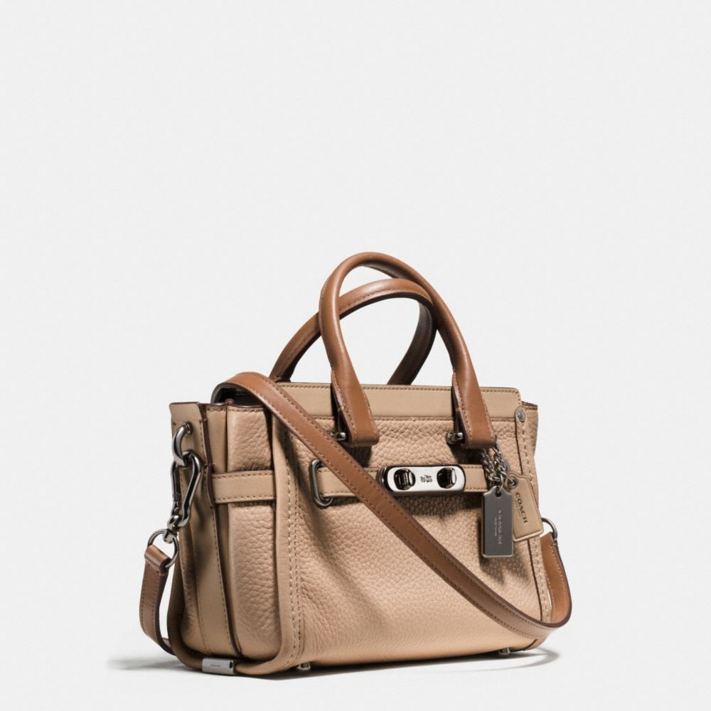 Coach Swagger 20 in Colorblock Leather - Alternate View A2