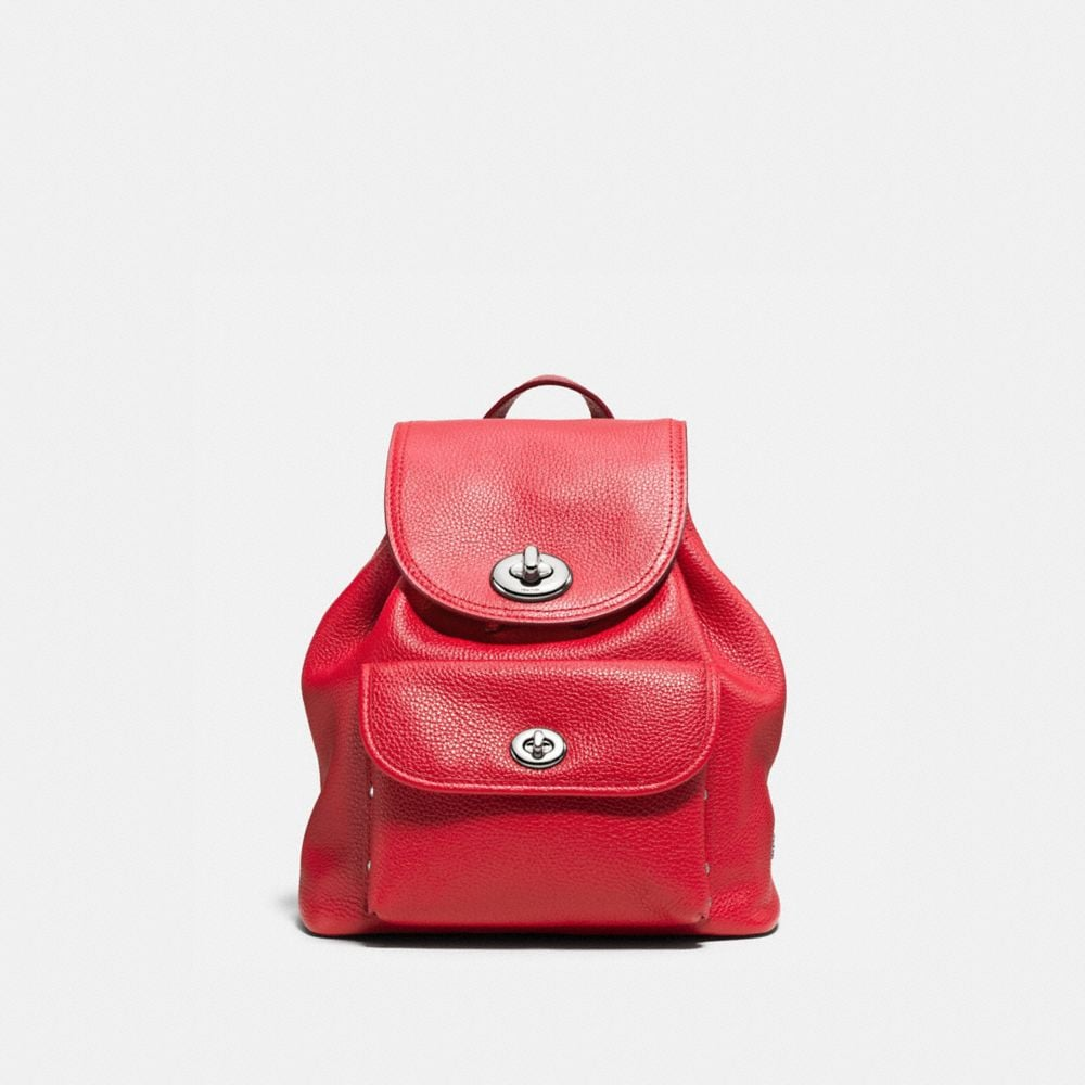 Mini Turnlock Rucksack by Coach