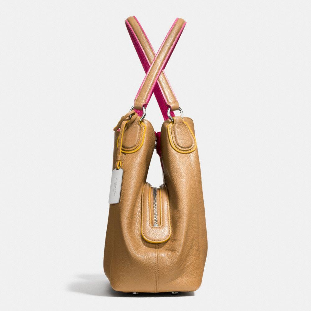 Edie Shoulder Bag 31 in Edgestain Leather - Autres affichages A1