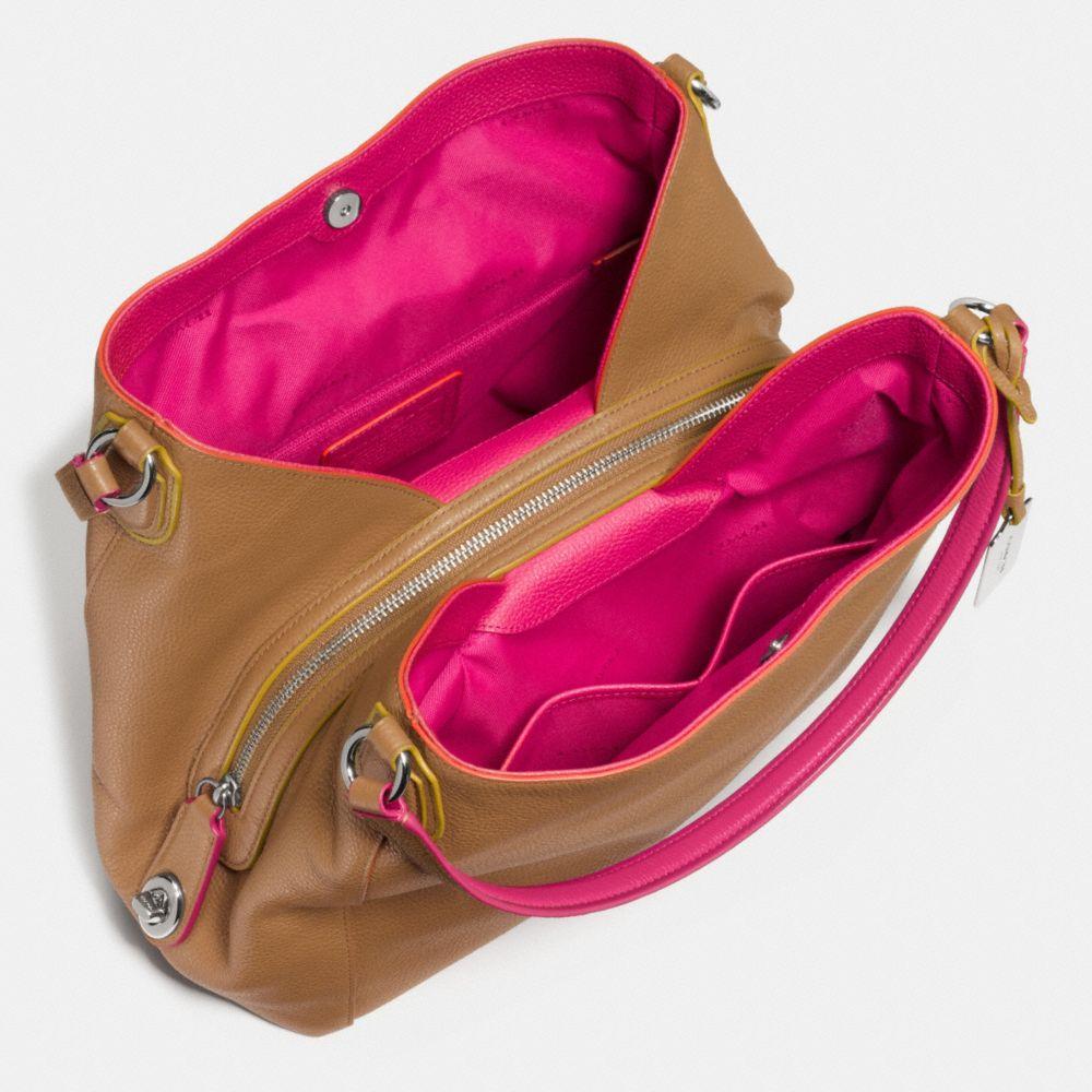 Edie Shoulder Bag 31 in Edgestain Leather - Alternate View A3