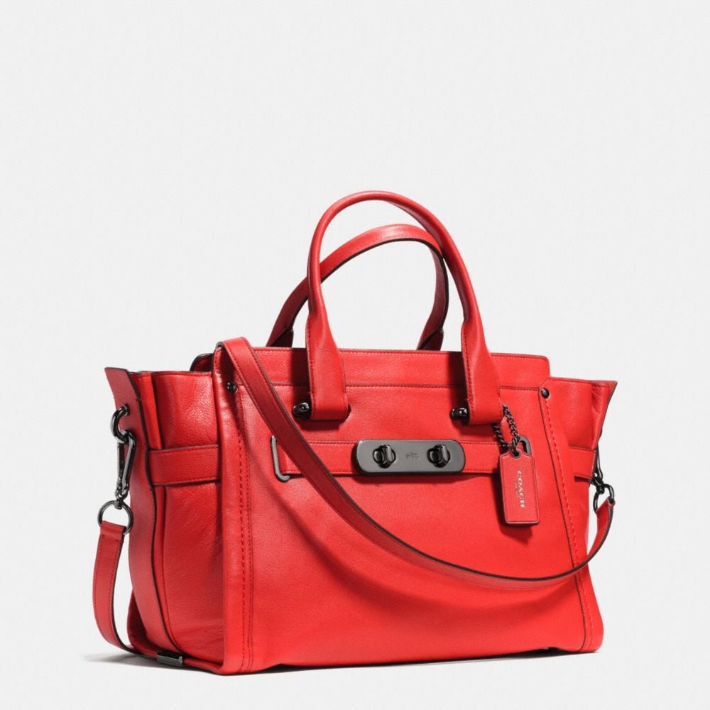 Coach Soft Swagger in Soft Grain Leather - Autres affichages A2