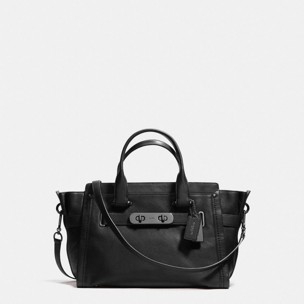 Coach Soft Swagger in Soft Grain Leather