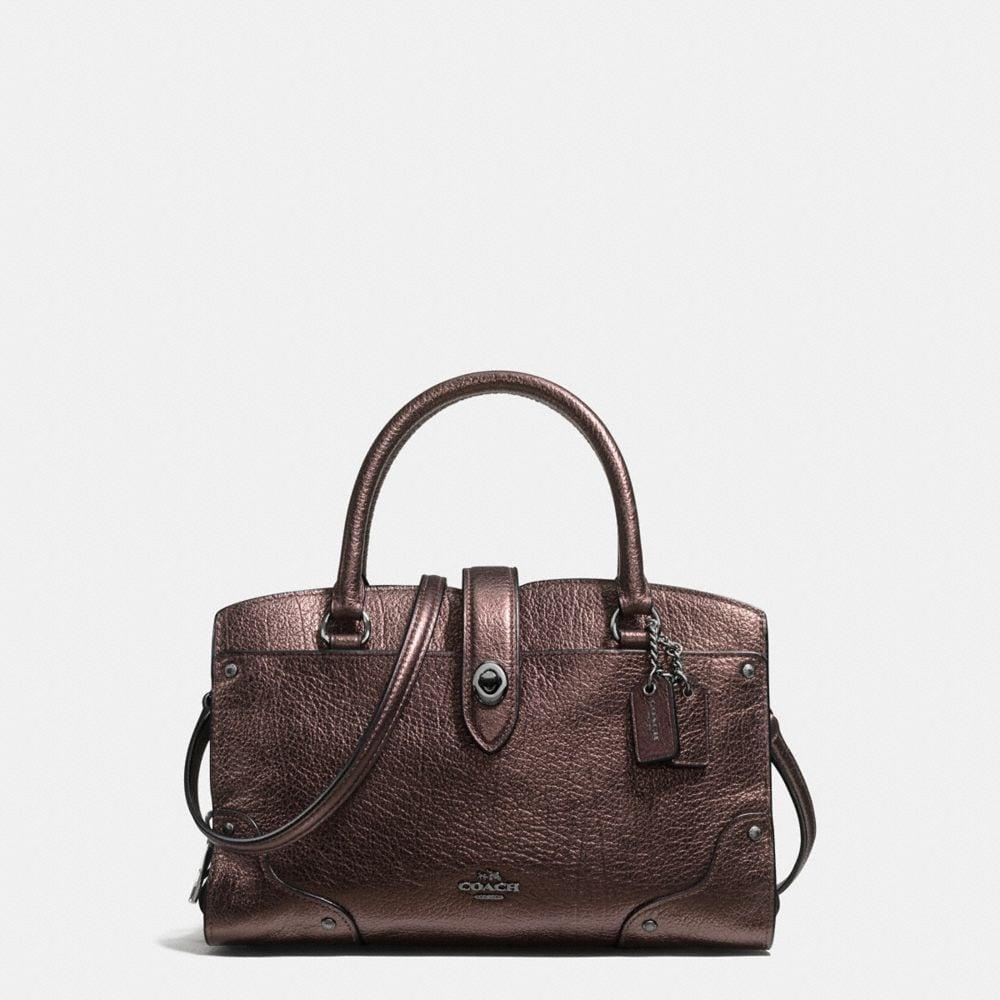 Mercer Satchel 24 in Grain Leather
