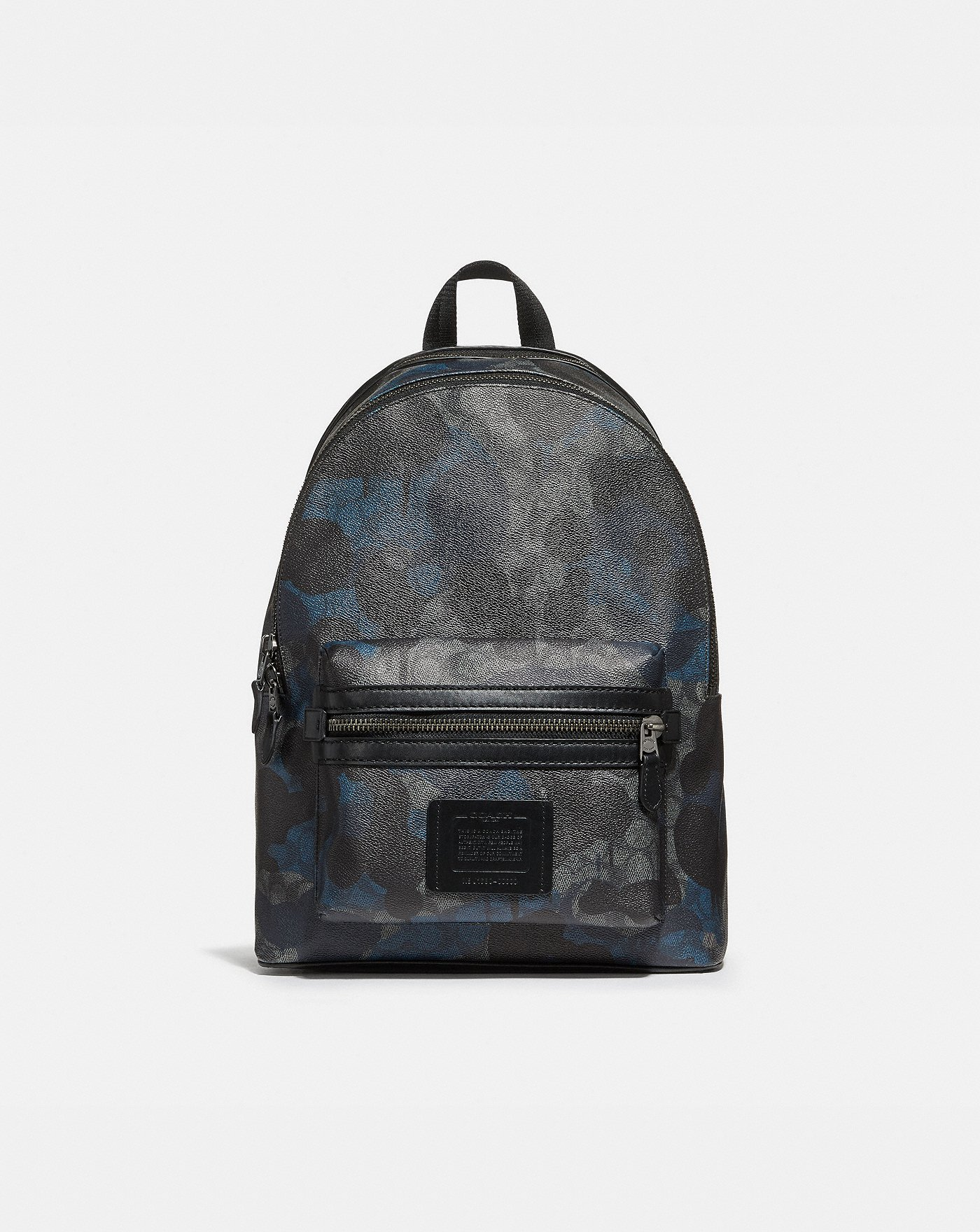 239b0d63b84e COACH  Academy Backpack in Signature Wild Beast Print