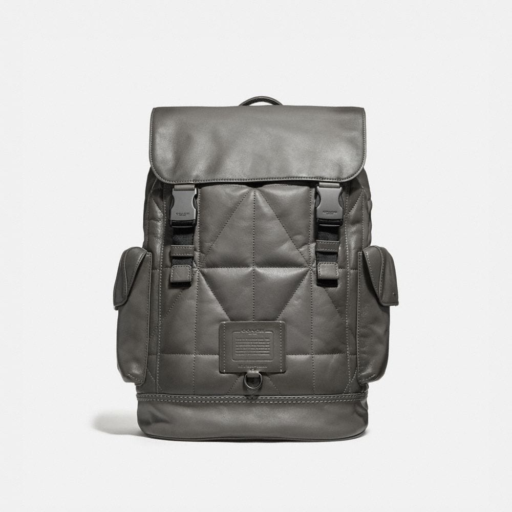 Coach Rivington Backpack With Quilting