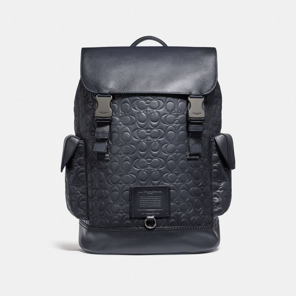 Coach Rivington Backpack in Signature Leather