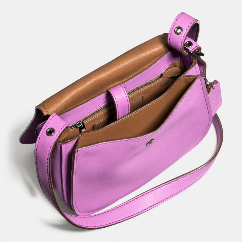 Saddle Bag 23 in Glovetanned Leather - Alternate View A5