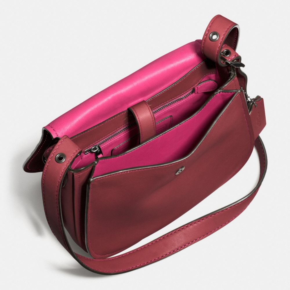 Saddle Bag 23 With Personalized Storypatch - Alternate View A5