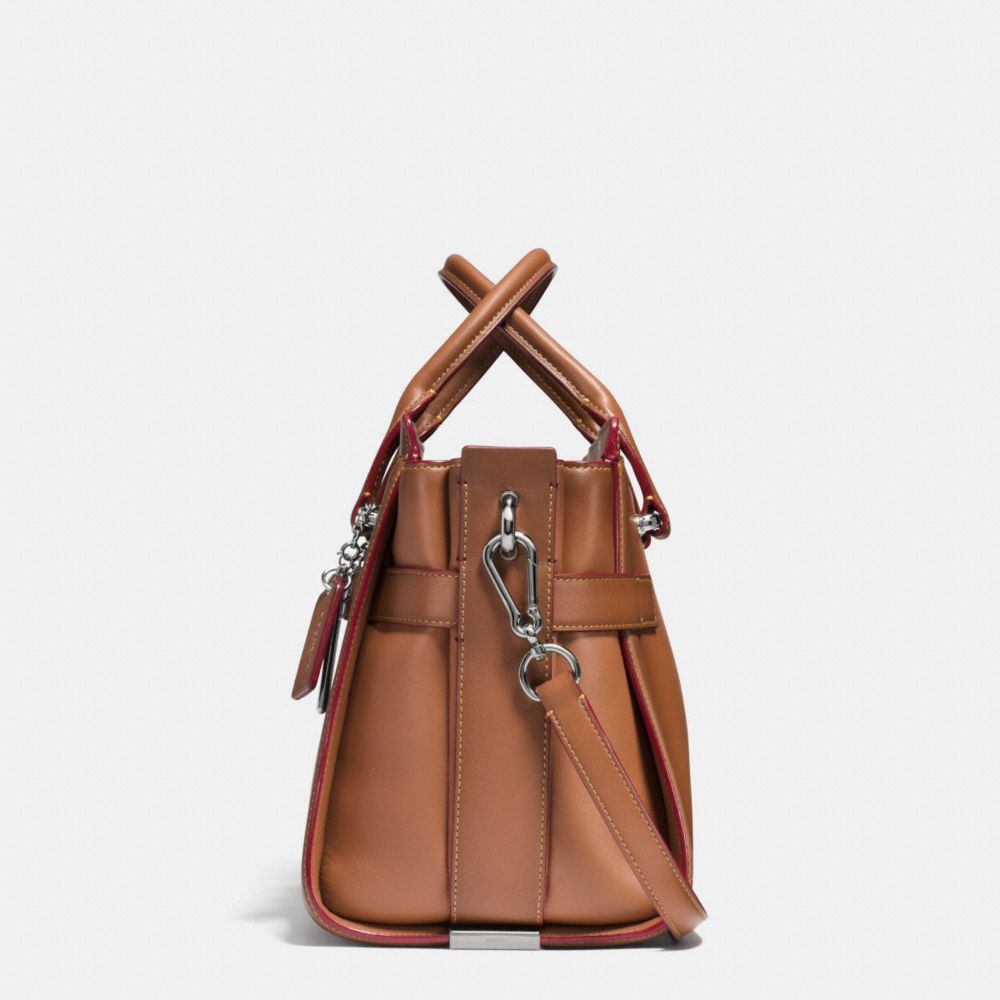 Coach Swagger in Burnished Glovetanned Leather - Alternate View A1