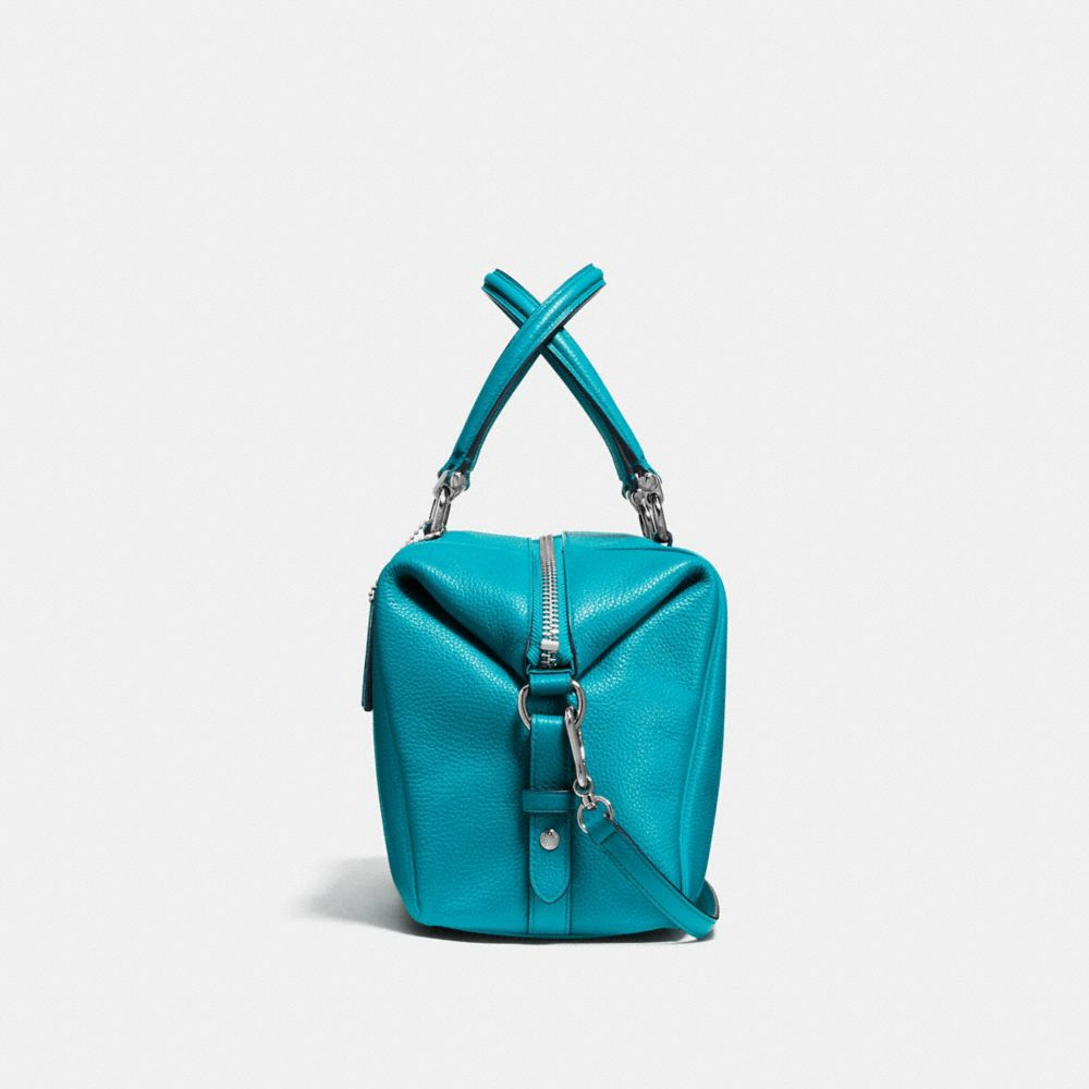 Primrose Satchel in Pebble Leather - Autres affichages A1