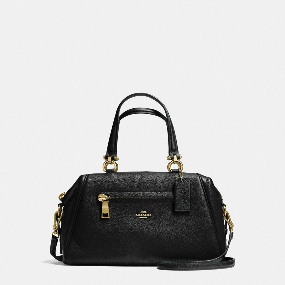 Primrose Satchel in Pebble Leather